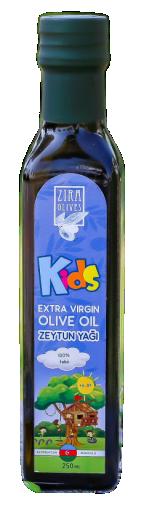 Extra Virgin uşaqlar üçün 250 ml
